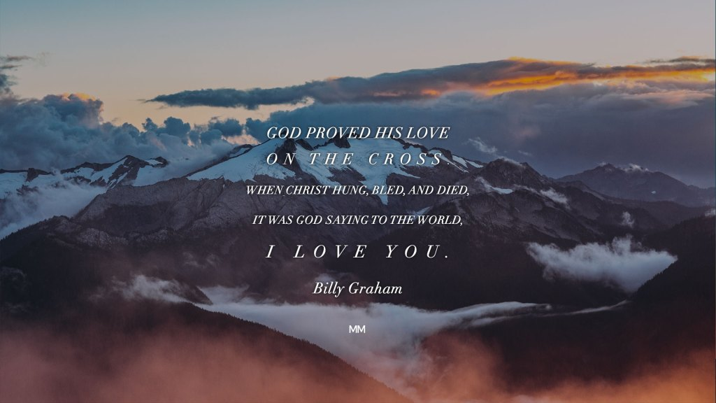 God-proved-His-love-on-the-cross