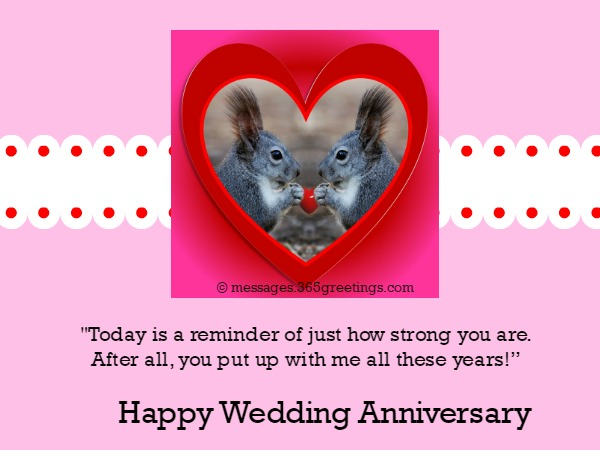 Funny Anniversary Card Messages