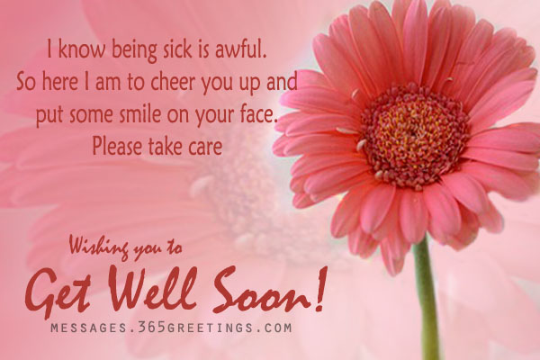 Get Well Wishes Sayings