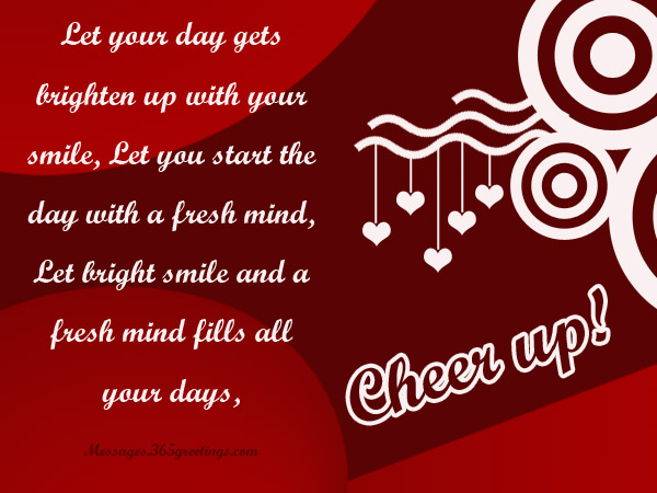 Cheer Up Messages