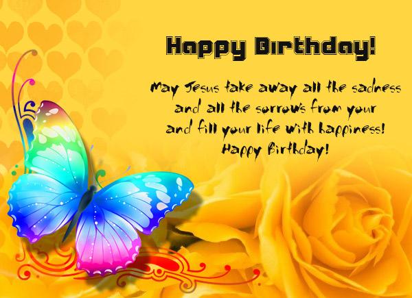 Happy Birthday Wishes Catholic