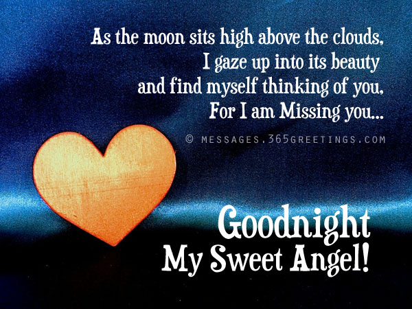 Good night letter for her