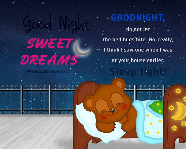 Good Quotes About Good Night