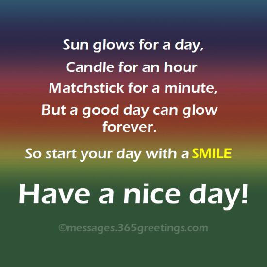 Good Day Quotes And Sayings 365greetings Com
