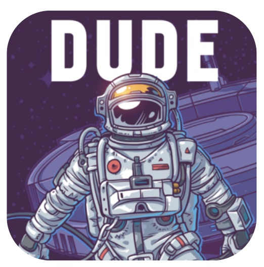 dude stickers for iMessage