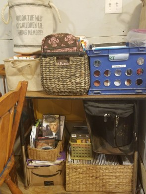 Homeschool Baskets