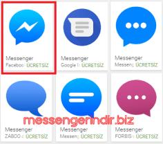 messenger-google-play-amblemi