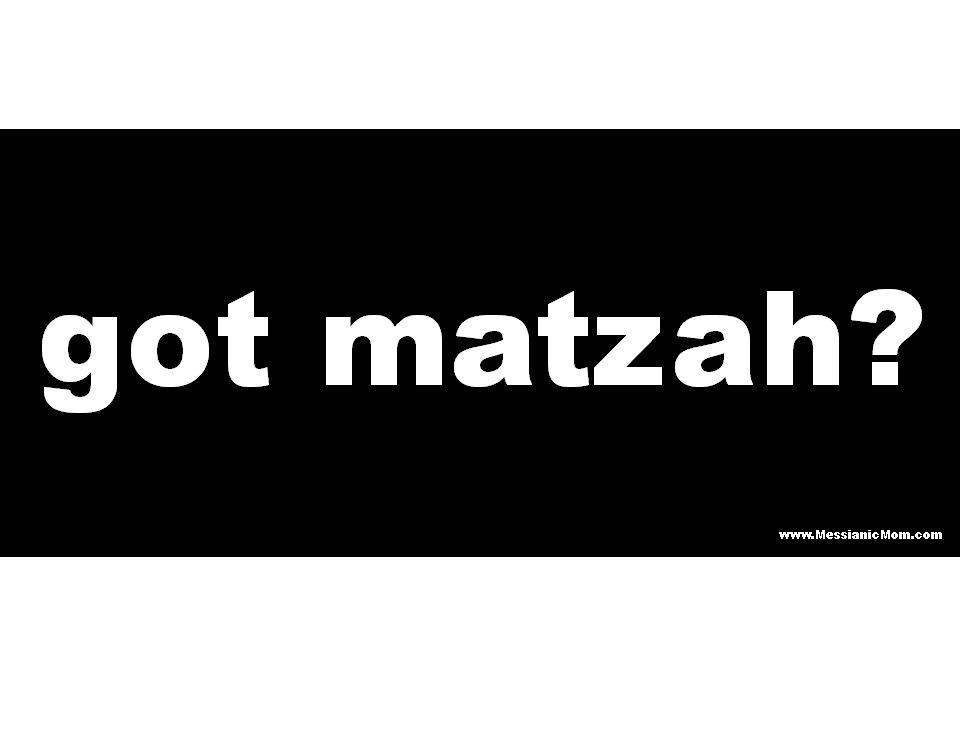 Got Matzah