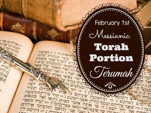 Torah Portion Terumah