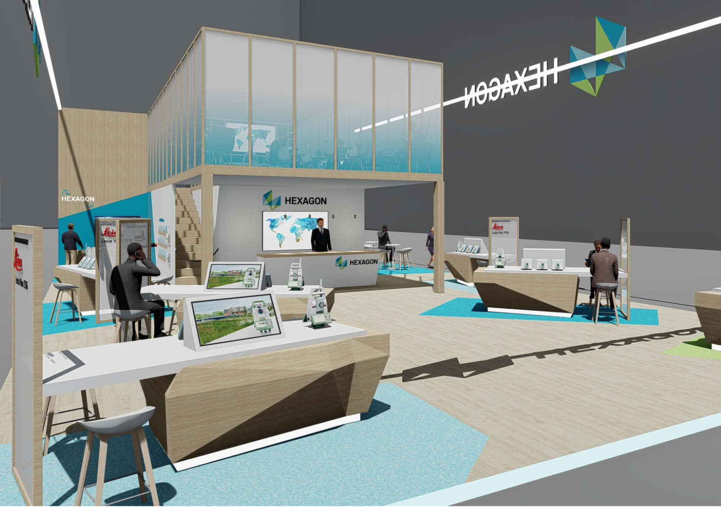 Booth Design | MesS O S - Exhibitions & Events
