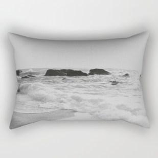 greek-seascape-black-and-grey-sea-rocks-ionia-island-lefkada-rectangular-pillows