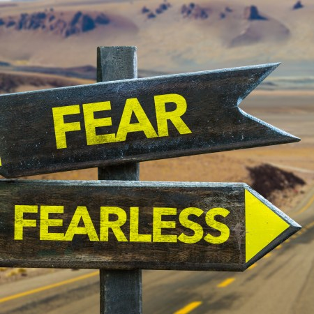 Defying Fear and Living Freely