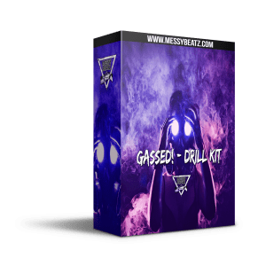 drill kit, drill sample pack, gassed, trap samples, trap drum kit, sample pack, grime, producer kit, drum kit, messy beatz