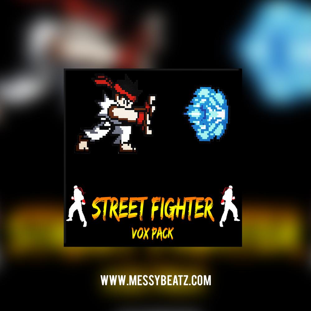 Street Fighter Vox Pack [SFVP] - MessyBeatz com