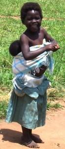 girl from Northern Uganda, courtesy of Nicole Steele Wooldridge