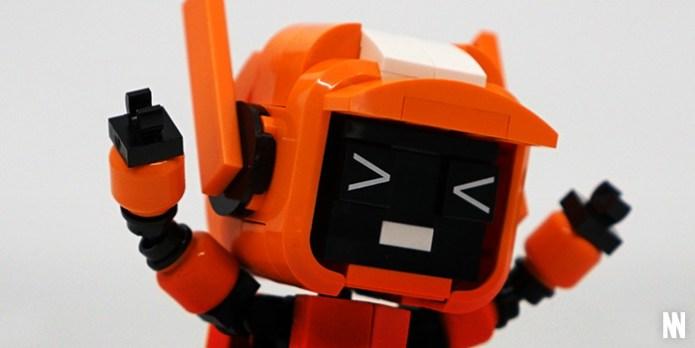 Messyworks – LEGO Mecha blog by Messymaru
