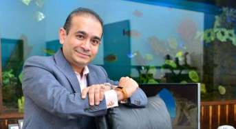 Fugitive Indian diamond tycoon Nirav Modi arrested in London