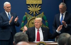 Pentagon laments national defense construction funds getting diverted to build the Mexican wall