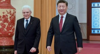 XI Jinping To Sign Important Agreement During Italy Visit