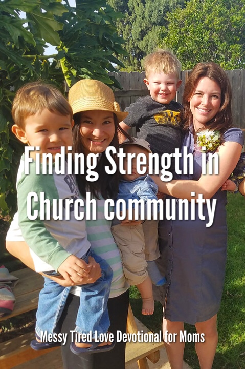 Finding Strength in Church Community