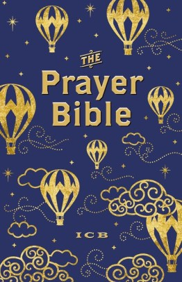 The Prayer Bible - Blue