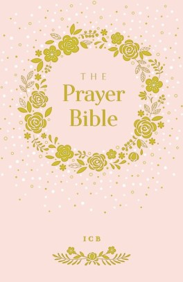 The Prayer Bible - Pink