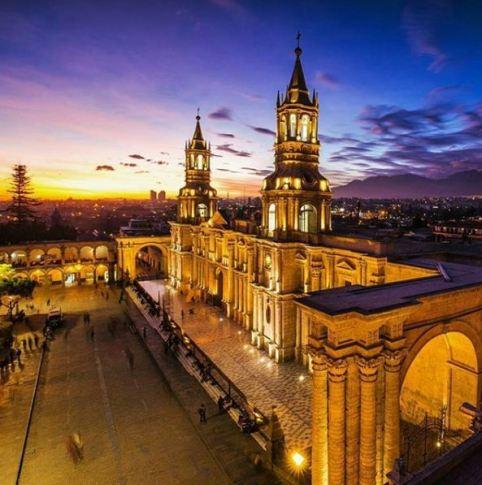 arquitectura - Perú