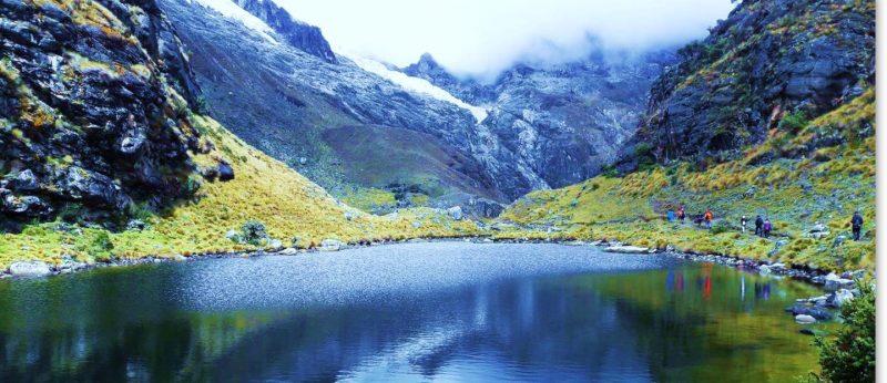 viaje a huaraz - Perú