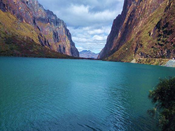 Quebrada Llanganuco