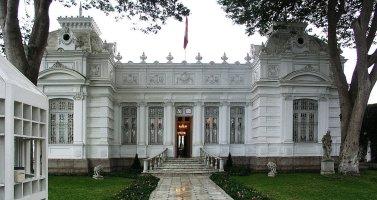 Barranco museo Pedro de Osma