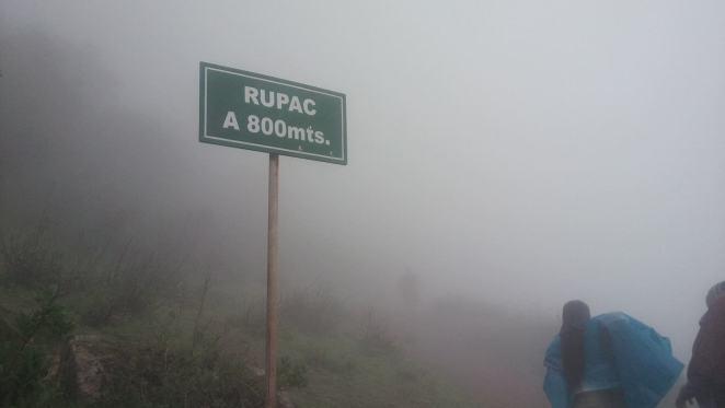 800 mts Rupac