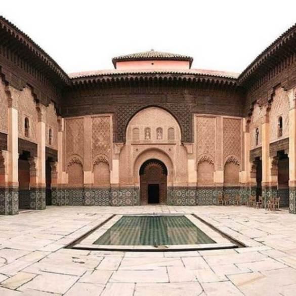 Marrakech_mederssa_ben_youssef
