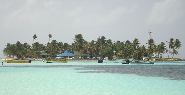 playa Cayo Haynes