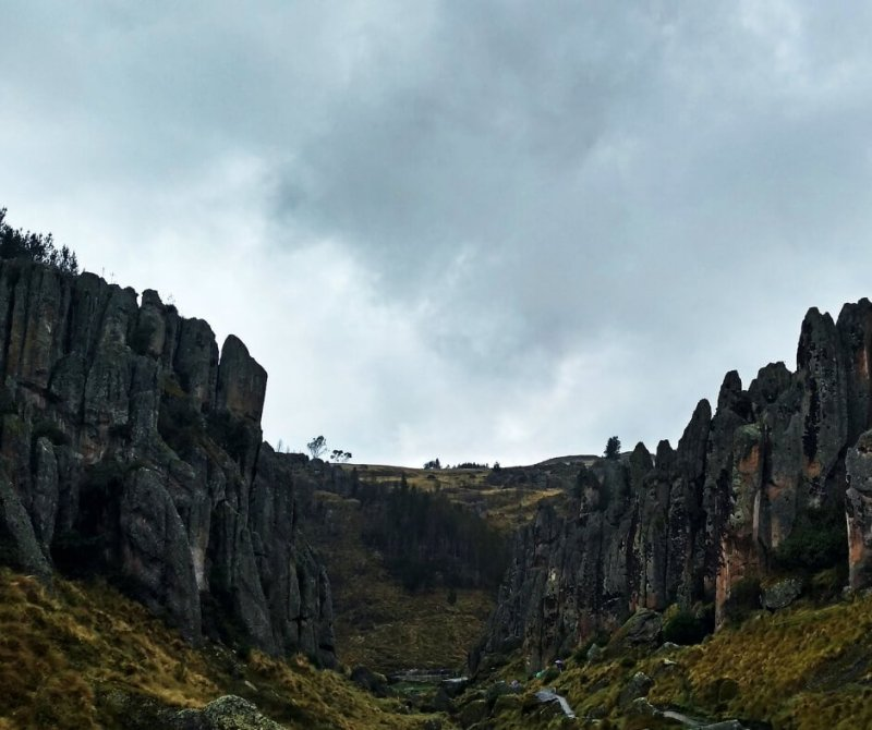 Viajar a Cajamarca