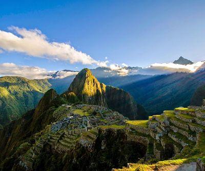 Perú romance