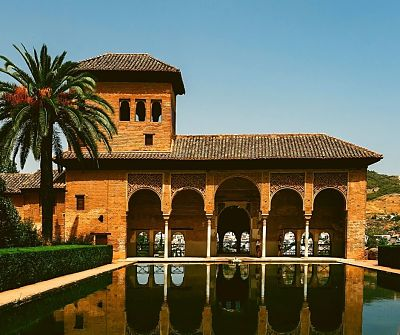 Lugares románticos Granada