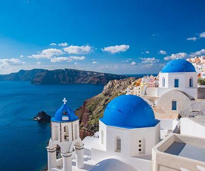 Santorini Lugares románticos