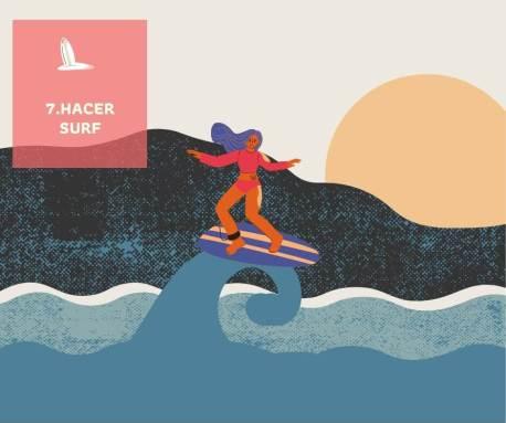 Actividades deportivas - Surf
