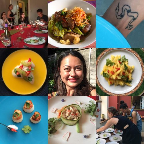 Mestiza Filipino food Celebrations Catering
