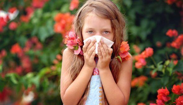 Молитва от аллергии у взрослого