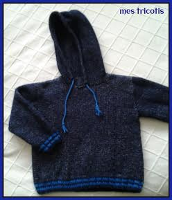 pull capuche etienne