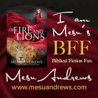 Mesu Andrews Biblical Fiction Fans