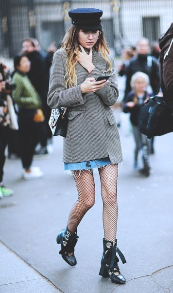 fishnets trend