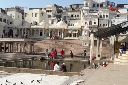 ville de Pushkar