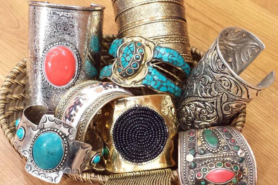 bracelets fantaisie indiens