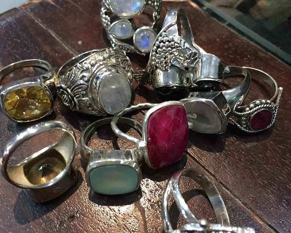 Bijoux argent du Rajasthan