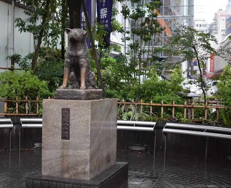 Shibuya Hachiko