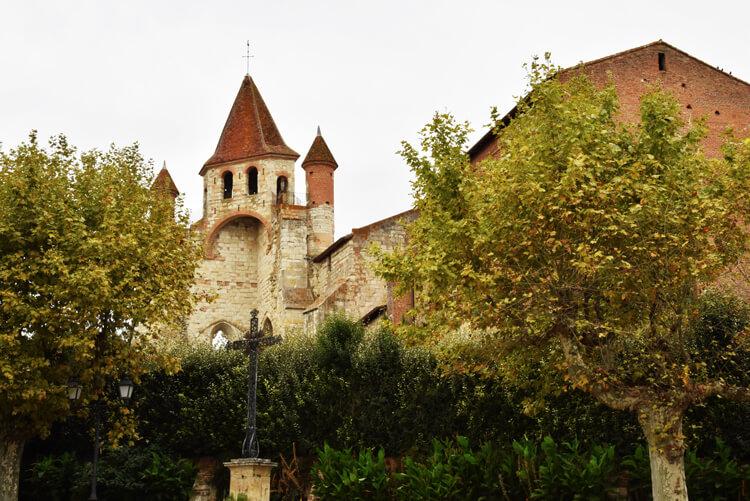 Auvillar église
