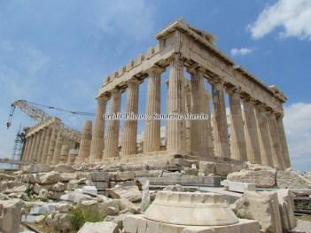 Athènes - Acropole - Parthenon
