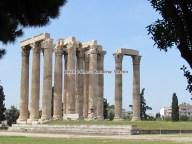 Athènes - Temple de Zeus